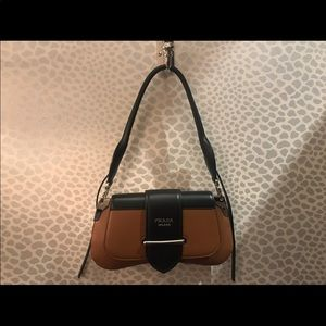 ab80d6e642b5 Prada Bags | Sidonie Leather Shoulder Bag | Poshmark